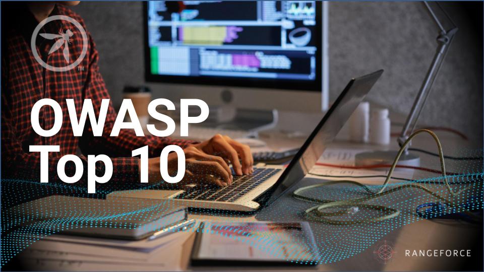 OWASP Top 10 Application Security Risks